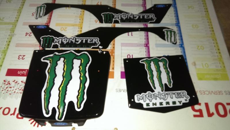 Le WRAITH Monster Energy de TAZ13 - Page 2 190588IMAG1749