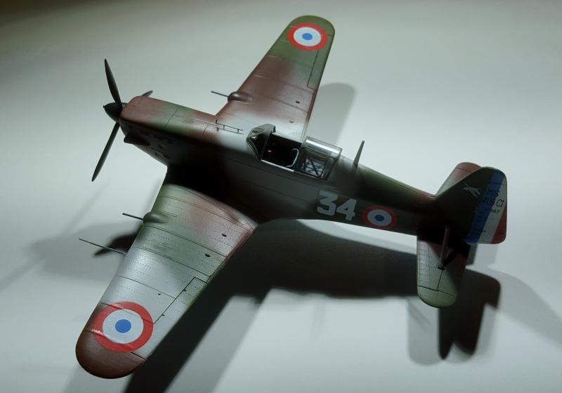 Morane Saulnier MS 406 - 1/48eme AZ Models  - Page 2 19102220160201205401001