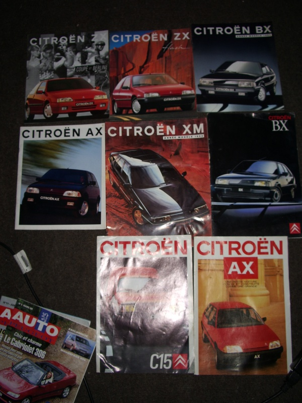 Vos revues/brochures/dépliants Peugeot 192232IMGP9956