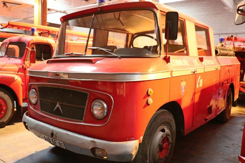 Des camions à gogo....Musée des sapeurs pompiers de Lyon 193214IMG6933