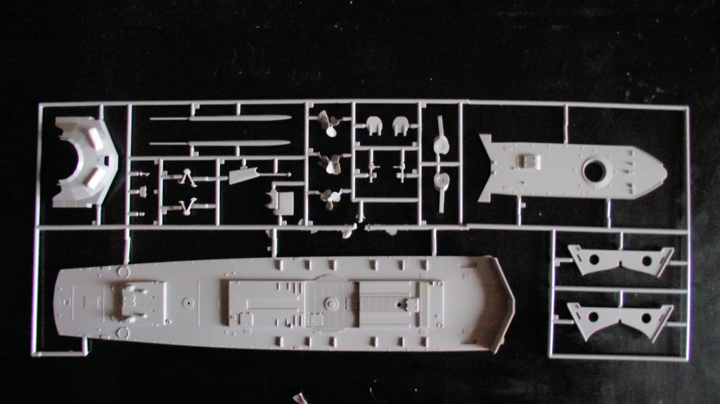 Schnellboat S100 Revell au 1x72 Limited Edition 193476SchnellboatS1006