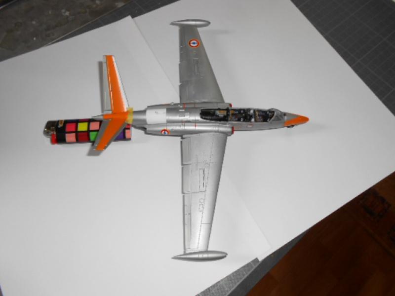 Fouga Magister 1/48 Kinetic lionel 45 193528fg001