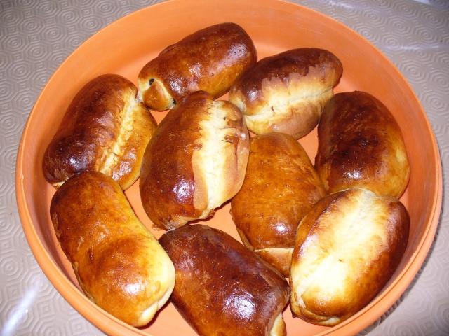 Petits pains briochés au chocolat 193816P1070040