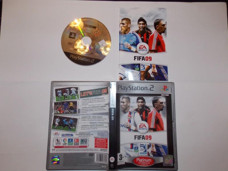 Fifa 09 194108Playstation2fifa09plat