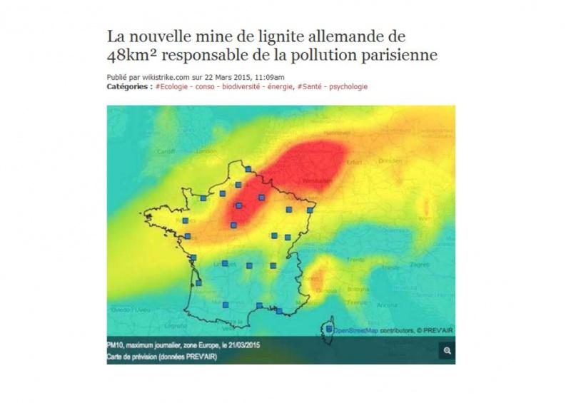 Pollution particules : réduire la vitesse  - Page 4 194327Charbon