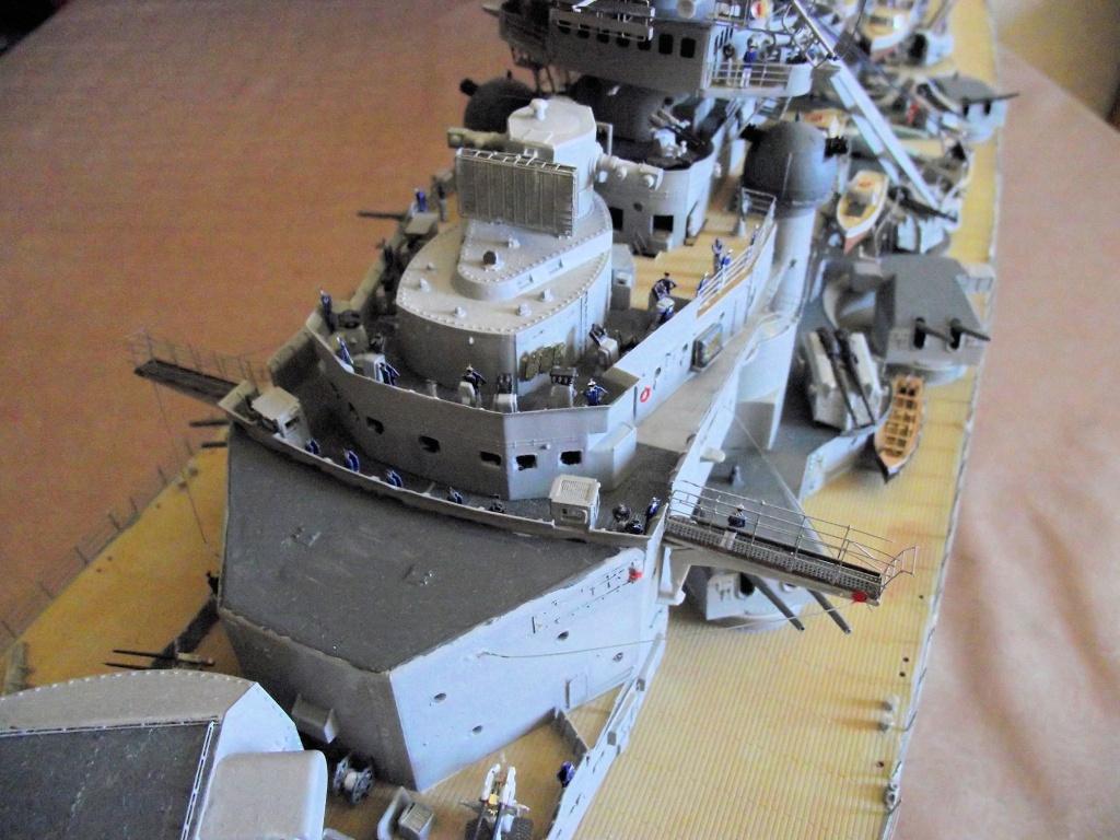 Collection Kriegsmarine 194802BismarckTrumpeter1x20015