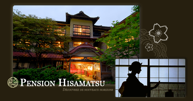 -La sublime pension japonaise Hisamatsu-
