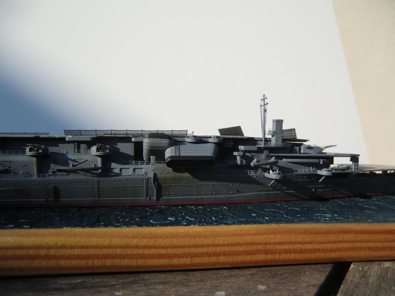 Akagi version originale 1/700 196107Akagi7