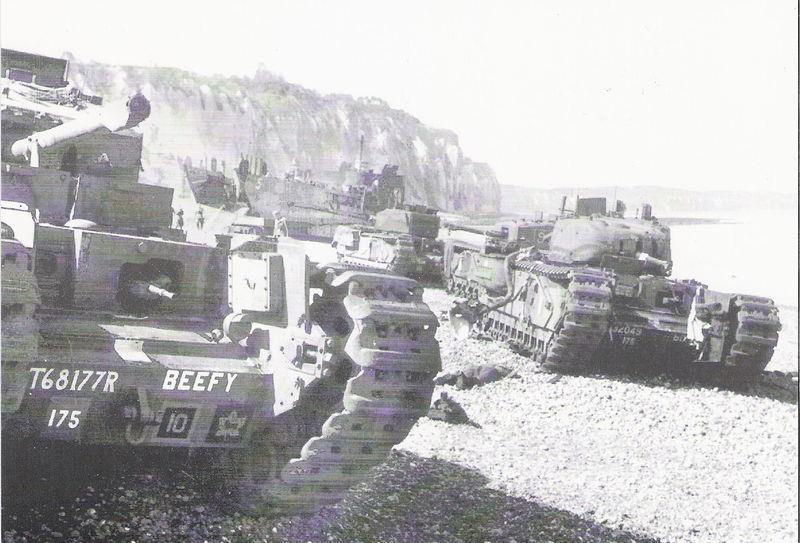 Dieppe Aout 1942: débarquement opération Jubilee 196516946238460159014058135148927069n