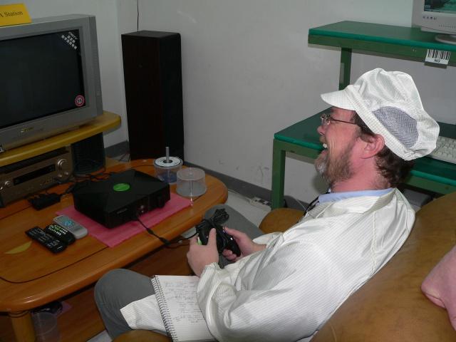 MTE Retail Test Disc Xbox 360 196964P1020407