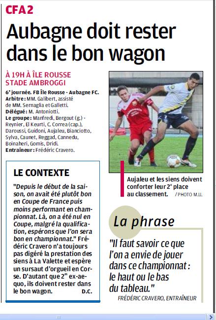 Le Football Balagna Isula Rossa : L'amateur aux allures de pro / CFA 2 GROUPE E  - Page 2 197785775