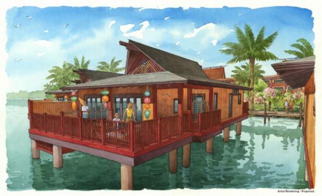 [Disney's Polynesian Village Resort] Relooking de l'hôtel + Disney Vacation Club (2015) - Page 2 199442pol1