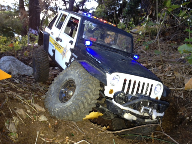 AXIAL SCX10 Jeep JK SHERIFF !! - Page 4 2002695377
