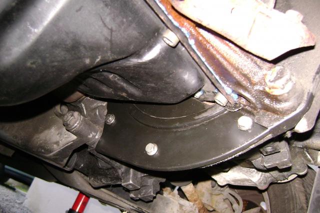 carter d'huile HS... 200422protectionvolantmoteur