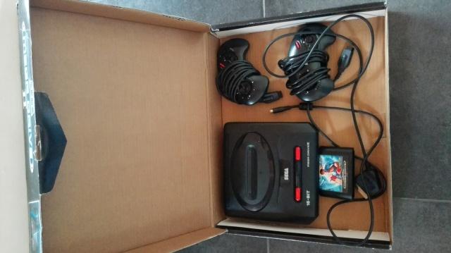 Méga drive, game gear et 22 jeux, Master system:  200460IMG20160318165831