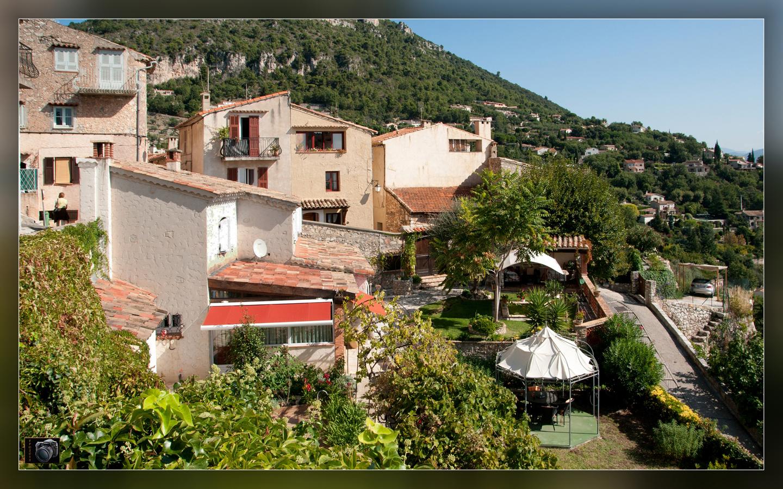 """petite visite du village de """" St. Jeannet """" Alpes Maritimes. 201367605SaintJeannet"""