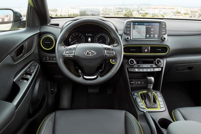 Le nouveau Hyundai Kona est né. Découvrez toutes ses informations 201554allnewkonainterior7