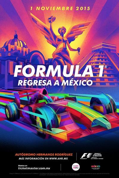 F1 GP du Mexique  2015 (éssais libres -1 -2 - 3 - Qualifications) 201580fe6727c9noticia15bcartelOficialv5