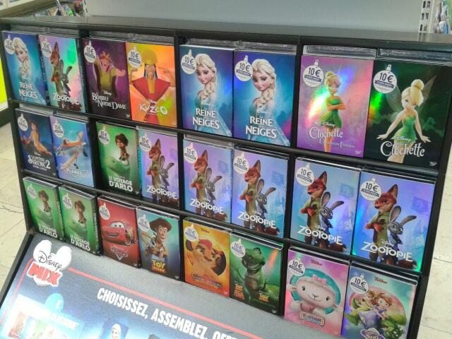 [Rééditions DVD] La Collection des Héros Disney - Page 2 2016242016101318055311