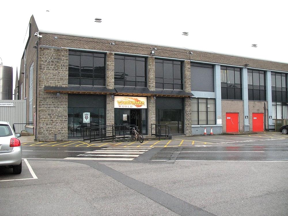 Games Workshop Ltd, Black LIbrary, Willow Road, Lenton, Nottingham 202282WW2