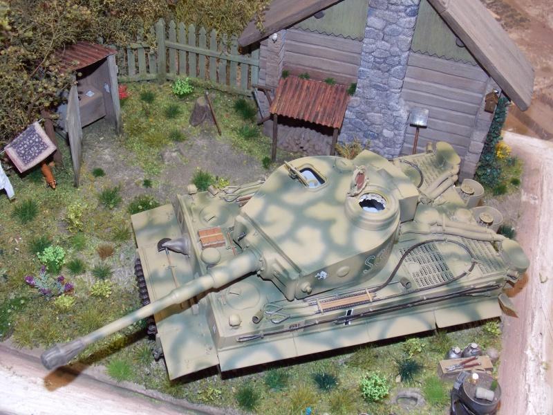 TIGRE S33  avant la bataille de Koursk juillet 43 (Dragon 1/35 dio DIODUMP) - Page 6 202305DSCN4684