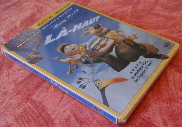 [Photos] Postez les photos de votre collection de DVD et Blu-ray Disney ! - Page 10 2024786612