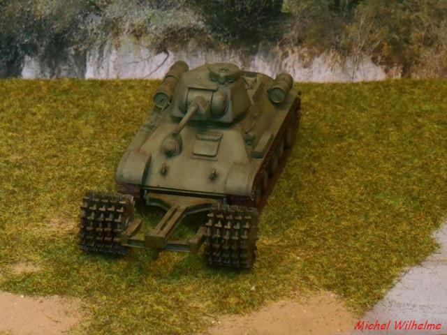 blindé russe 3    Le  T 34 Démineur 202609DSCN9977Copier