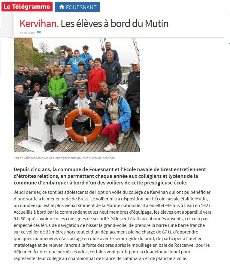 LE MUTIN (BE) - Page 5 202713article