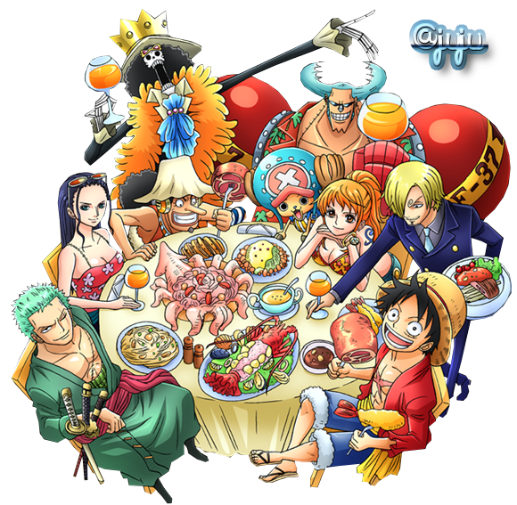 One Piece 203435onepieceatable