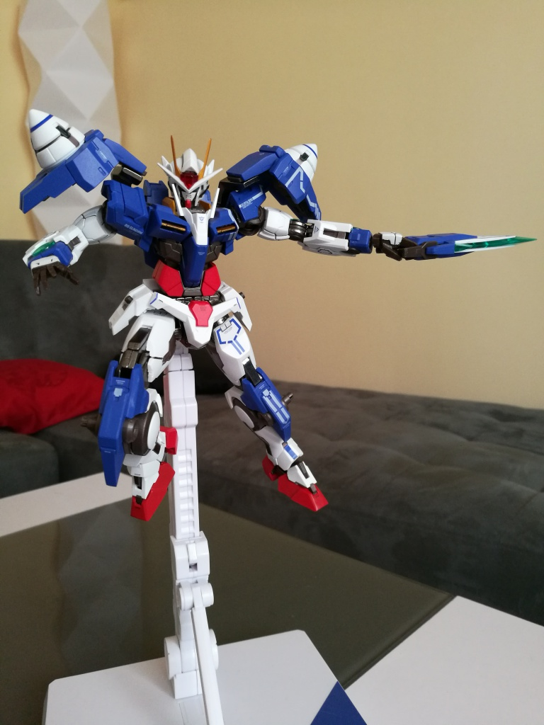 [REVIEW] Gundam 00 Seven Sword Metal Build MC Club..entre larmes,decadence et F5. 203642IMG20161030144348