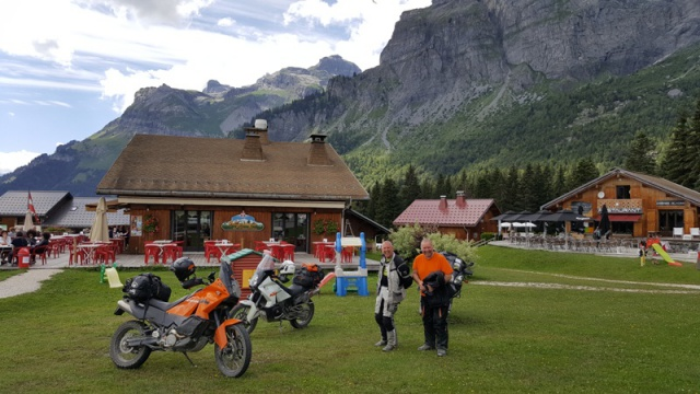 LC8 Rally western Alps - Stella alpina - Alps Tour 2016  204457selectionalpesTour10