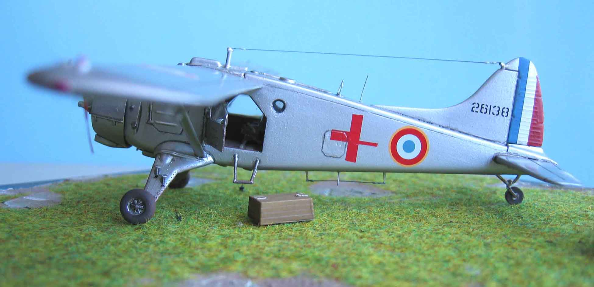 [Airfix] De Havilland Beaver 204478Beaver12