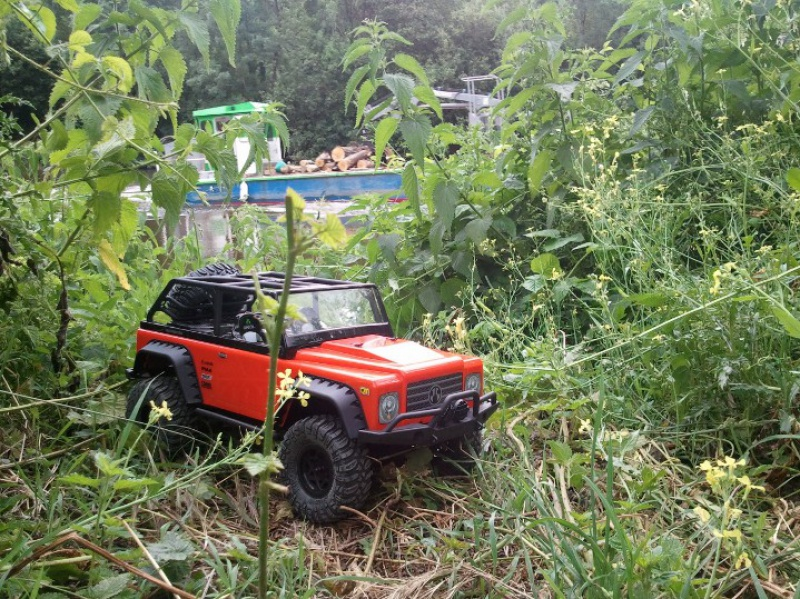 [ SCX10 Axial ] another dingo 205931WP000486