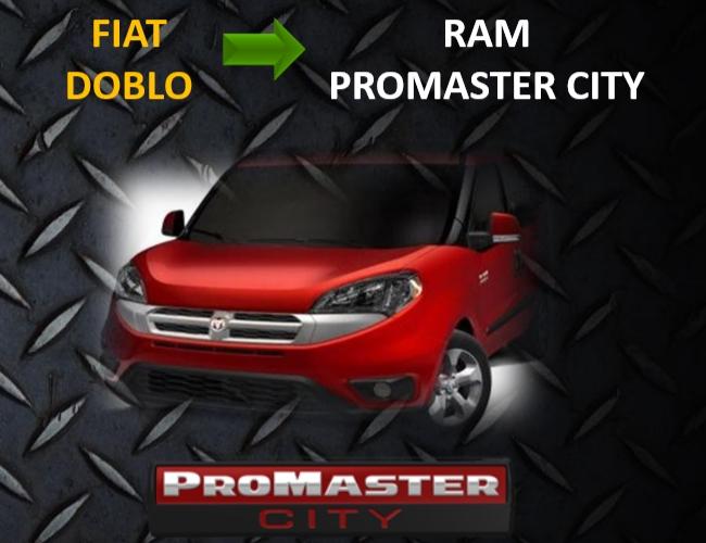 2014 - [Ram] ProMaster City 206072ram