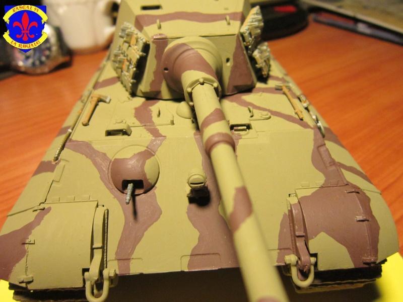 Sd.Kfz.182 King Tiger à tourelle Henschel de Dragon au 1/35e par pascal 94 206576IMG1256L
