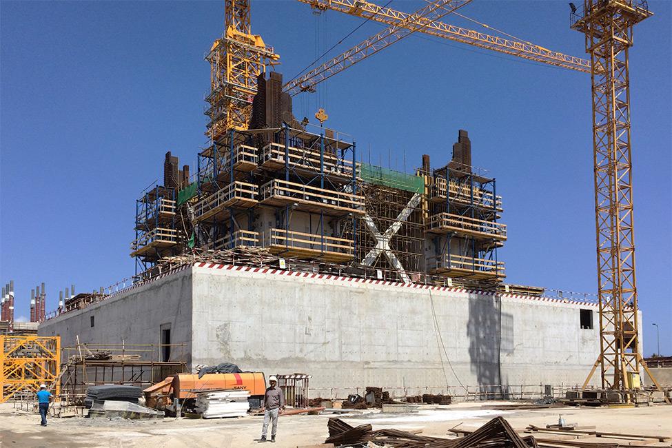 مشروع جامع الجزائر الأعظم: إعطاء إشارة إنطلاق أشغال الإنجاز - صفحة 7 207937000002