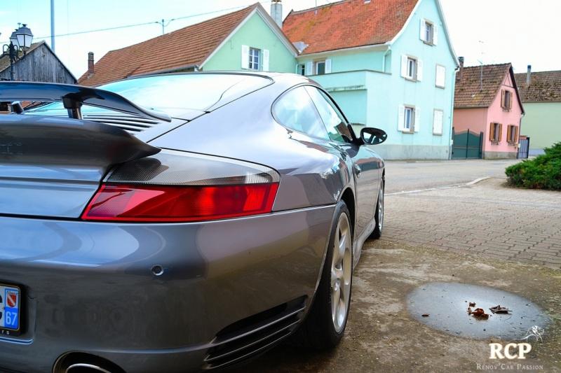 Rénovation extérieur Porsche 996 TT 2080100285