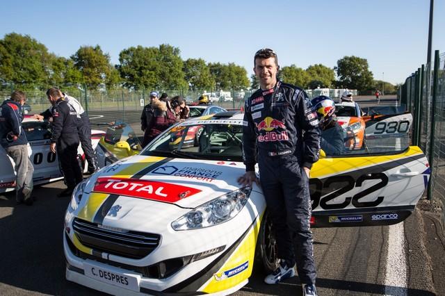 Franc Succès Pour Le 1er Rendez-Vous Des Rencontres Peugeot Sport 2084145905e8346aa96