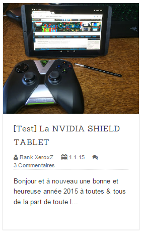 [TEST] La NVIDIA SHIELD TABLET : discussions 20905720150402211813
