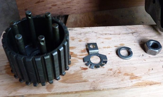 remontage d'un bas moteur d'une 125 TS 209351P1060228