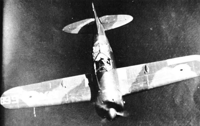 Brewster B-339B Buffalo 1/48 Tamiya.....Terminé! - Page 2 209837Camo3