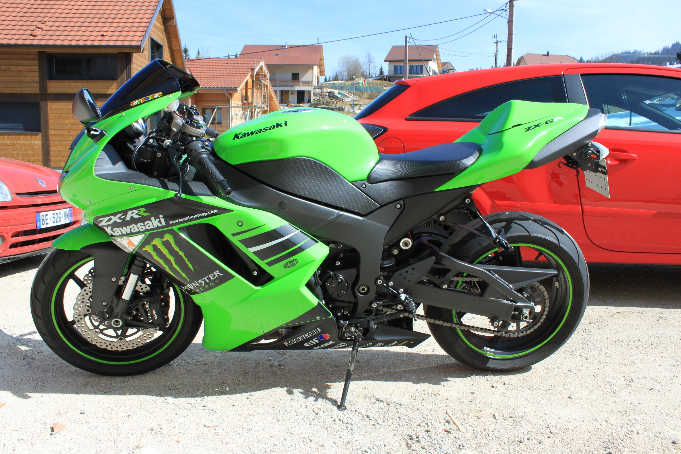 zx6r 2008 Monster Edition 209947IMG4233