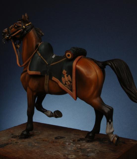 Chasseur a cheval GI - le travail de le vacance 210414coco0071