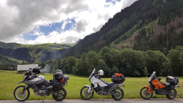 LC8 Rally western Alps - Stella alpina - Alps Tour 2016  210596selectionalpesTour9