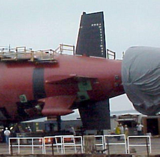 SSN 21 ET SSN 23 Seawolf Class 1/350 210652ussjimmycarter