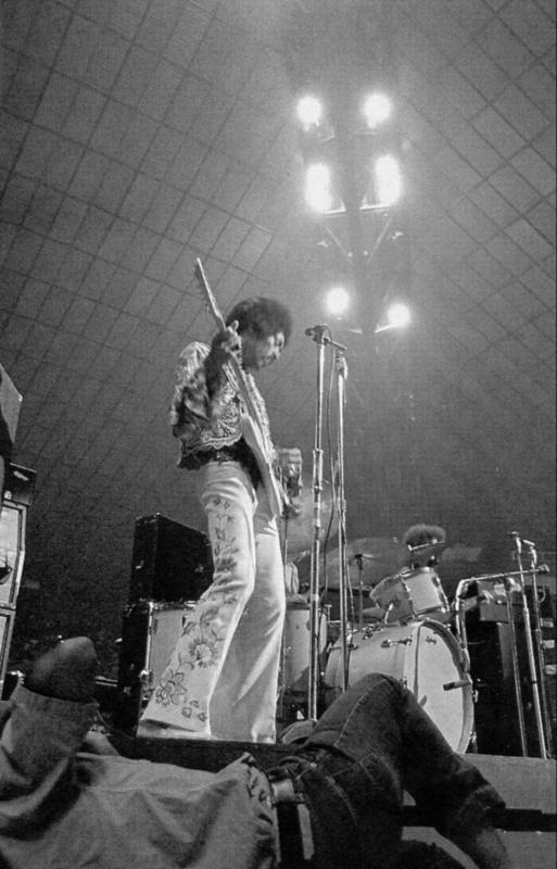 Seattle (Center Coliseum) : 6 septembre 1968  21068819680906Seattle45