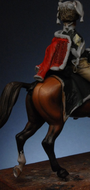 Chasseur a cheval GI - le travail de le vacance 212281coco0063