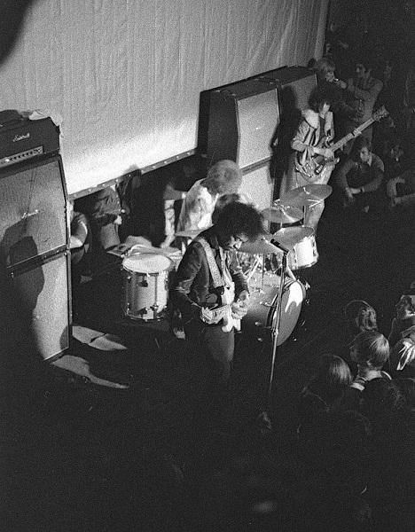 Brighton (Sussex University) : 11 novembre 1967 2127464399n