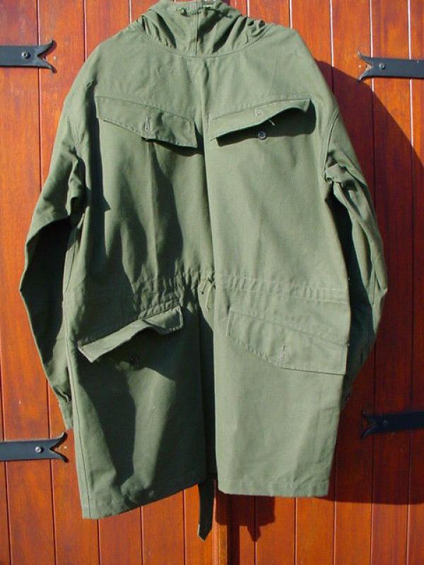 Parka chasseur alpin algérie 213109sl16002