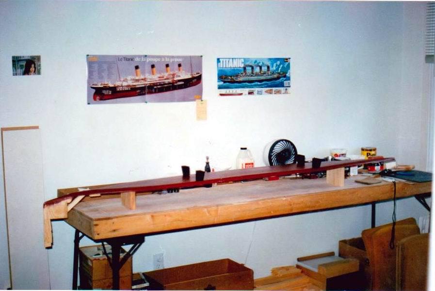 Titanic échelle 1/114 214235A03Titanic1114